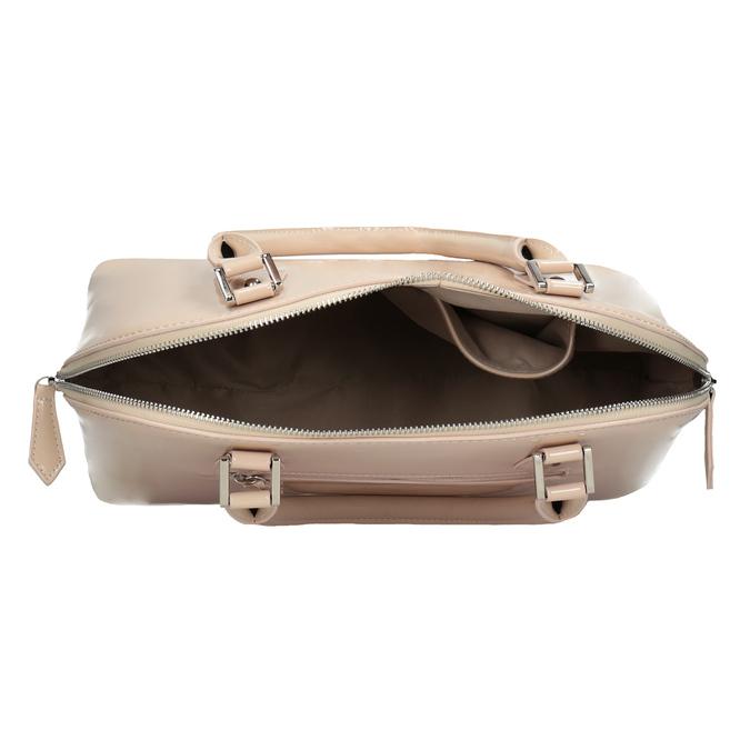 Lakovaná kabelka v elegantním stylu bata, 961-8849 - 15