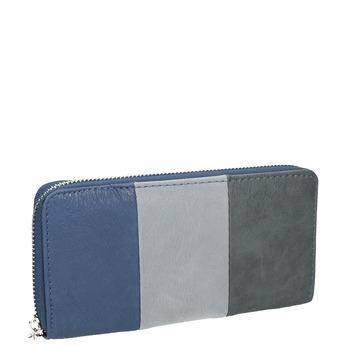 Dámská peněženka na zip bata, 941-9216 - 13