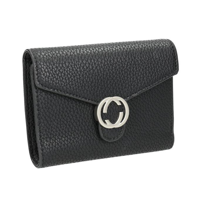 Dámská černá peněženka bata, černá, 941-6213 - 13