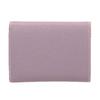 Růžová peněženka s kovovým detailem bata, 941-9213 - 16