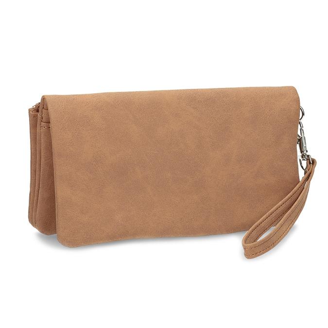 Hnědá dámská peněženka bata, 941-4215 - 13