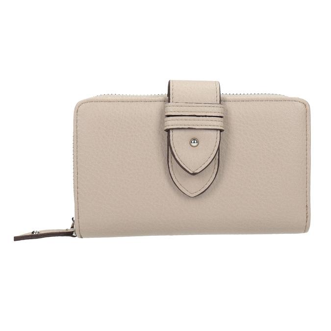 Dámská peněženka s přezkou bata, 941-8160 - 26