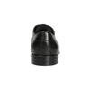 Celokožené pánské polobotky bata, černá, 824-6733 - 15