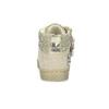 Zlaté dívčí tenisky s kamínky mini-b, zlatá, 329-8301 - 15