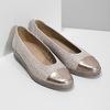 Kožené baleríny šíře G gabor, béžová, 626-8055 - 26