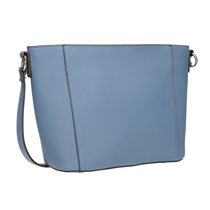 Modrá dámská Crossbody kabelka bata, modrá, 961-9842 - 13