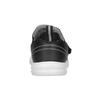 Dětské tenisky s elastickým páskem mini-b, černá, 319-6152 - 16