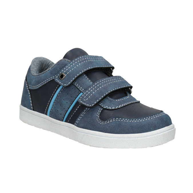 Modré dětské tenisky mini-b, 411-9101 - 13