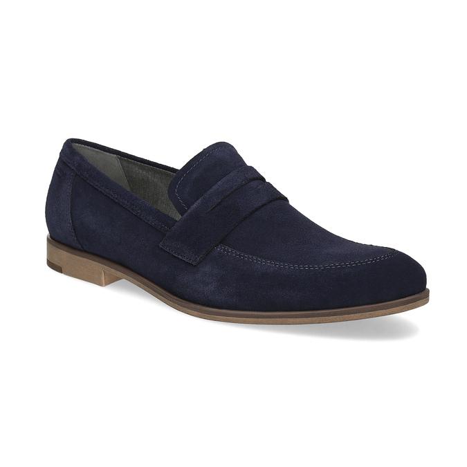 Mokasíny ve stylu Penny Loafers modré vagabond, modrá, 813-9053 - 13