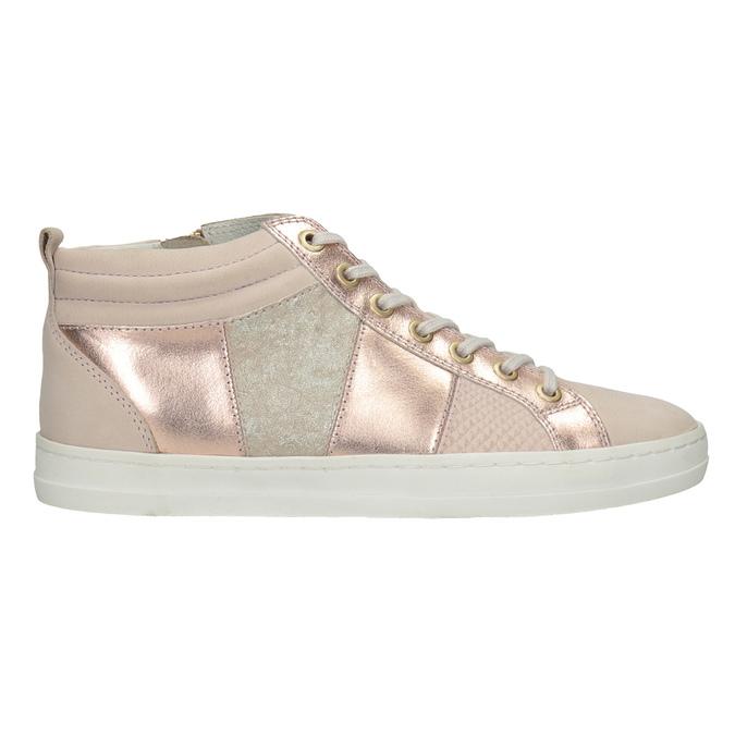 Dámské kotníčkové tenisky bata, růžová, 546-5608 - 26