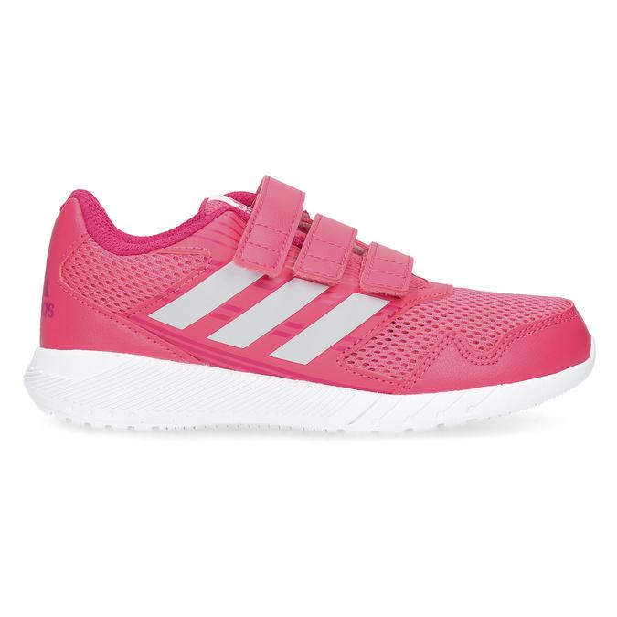 Růžové tenisky na suché zipy adidas, růžová, 309-5148 - 19