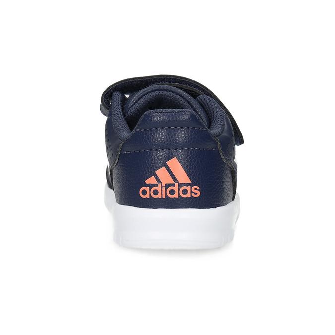 Modré tenisky na suché zipy adidas, modrá, 101-9151 - 15