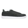 Ležérní tenisky z broušené kůže adidas, černá, 803-6394 - 19