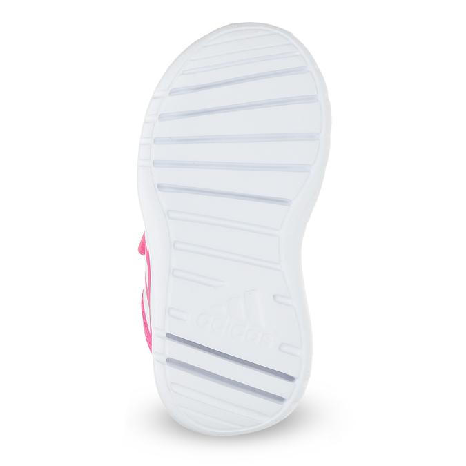 Růžové dětské tenisky adidas, růžová, 109-5147 - 18