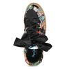 Tenisky s výšivkou a mašlí pepe-jeans, černá, 549-6075 - 17
