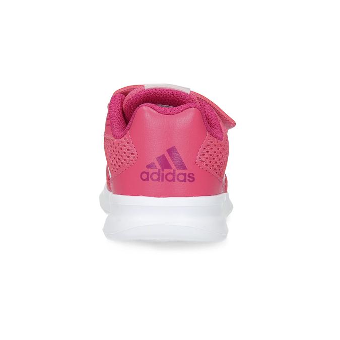 Růžové dětské tenisky adidas, růžová, 109-5147 - 15