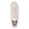 Růžové tenisky z broušené kůže adidas, růžová, 503-2554 - 17