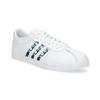 Bílé tenisky s květinovým detailem adidas, bílá, 501-1586 - 13