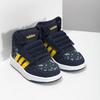 Chlapecké kotníčkové tenisky modré adidas, modrá, 101-9125 - 26