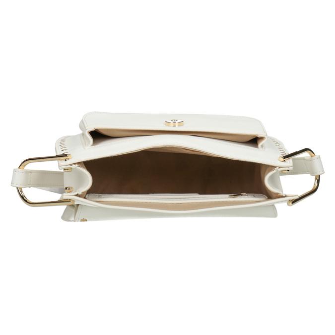 Dámská Crossbody kabelka se cvoky bata, šedá, 961-2844 - 15