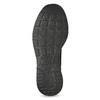 Černé pánské tenisky ve sportovním stylu nike, černá, 809-0557 - 18