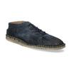 Kožené boty ve stylu Desert Boots modré a-s-98, modrá, 826-9002 - 13
