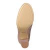 Kožené lodičky na stabilním podpatku insolia, 723-5605 - 19