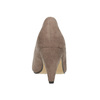 Béžové lodičky na zkoseném podpatku insolia, 629-8634 - 15