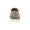 Pánské kožené Brogue polobotky bata, šedá, 823-2619 - 15