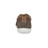 Pánské kožené tenisky v ležérním stylu weinbrenner, hnědá, 846-4805 - 15