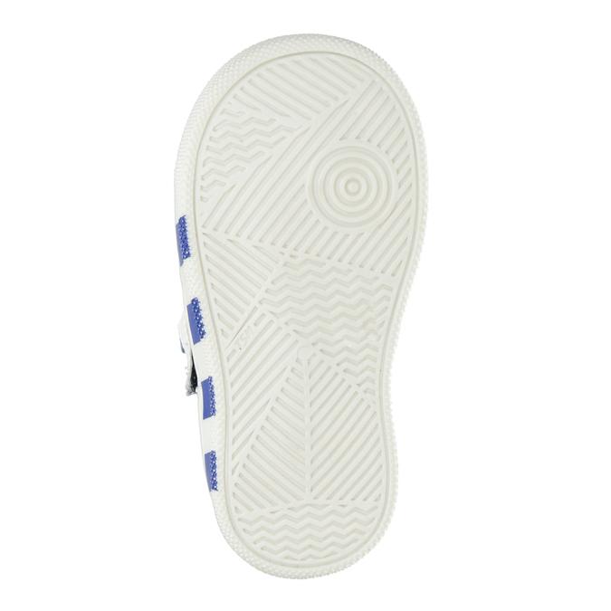 Kožená dětská kotníčková obuv bubblegummers, 114-9604 - 19