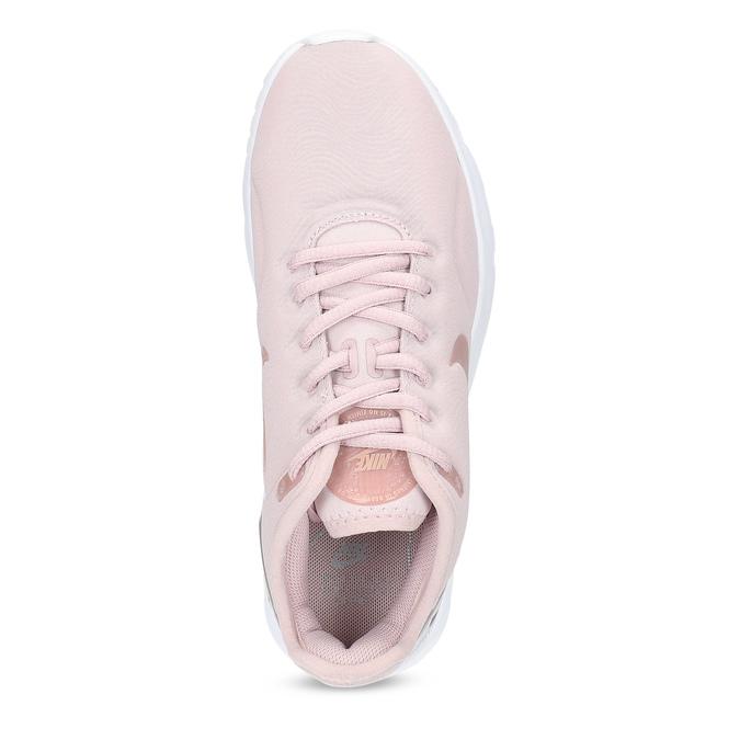 Růžové dámské tenisky sportovního střihu nike, růžová, 509-5841 - 17