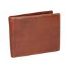 Hnědá kožená pánská peněženka bata, hnědá, 944-3191 - 13