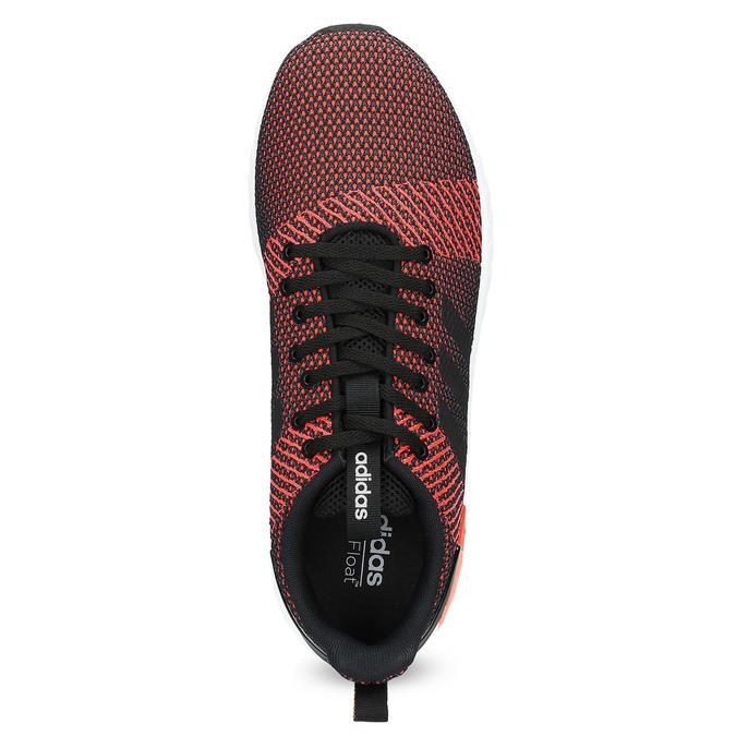 Oranžovo-černé pánské tenisky adidas, oranžová, 809-6479 - 17