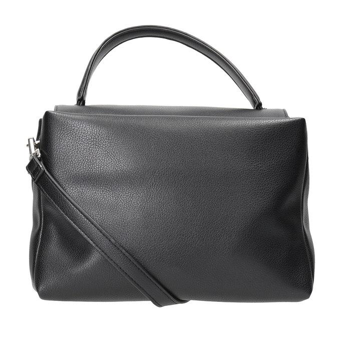 Černá dámská kabelka bata, černá, 961-6839 - 16