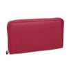 Červená kožená peněženka bata, červená, 944-5190 - 13