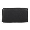 Kožená dámská peněženka černá bata, černá, 944-6190 - 26
