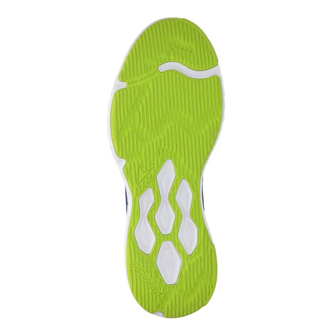 Pánské tenisky ve sportovním designu power, modrá, 809-9852 - 17