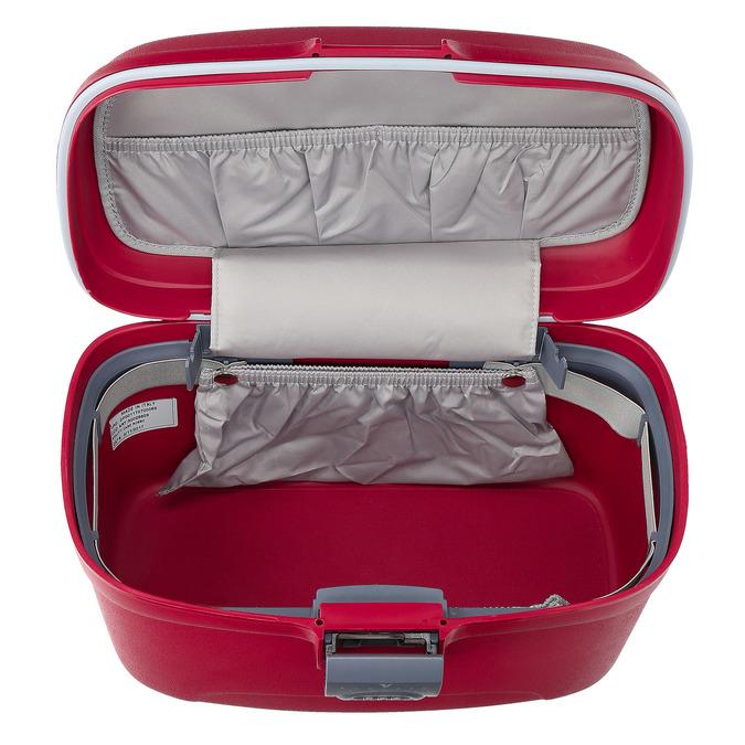 Cestovní kosmetický kufřík roncato, červená, 960-5611 - 15