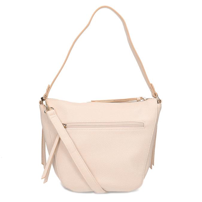 Růžová kabelka se zipy gabor-bags, růžová, 961-5003 - 16