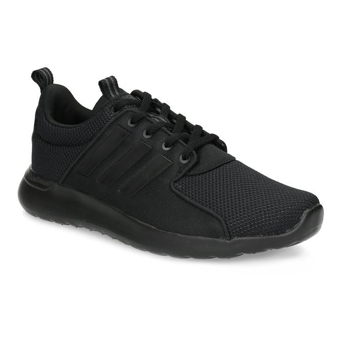 Pánské černé tenisky sportovního stylu adidas, černá, 809-6268 - 13