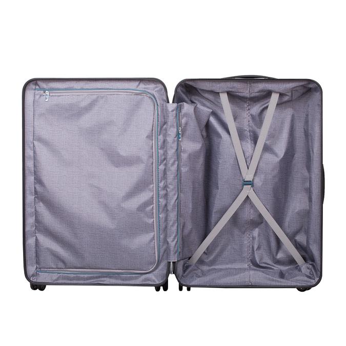 Skořepinový cestovní kufr samsonite, černá, 960-6612 - 17