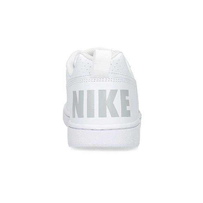 Bílé dětské tenisky nike, bílá, 401-1203 - 15