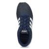 Modré chlapecké tenisky sportovního střihu adidas, modrá, 409-9388 - 17