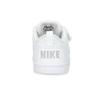Bílé dětské tenisky se suchým zipem nike, bílá, 101-1154 - 15