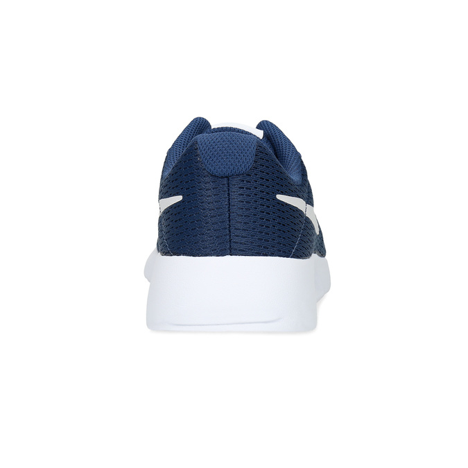 Dětské modré tenisky s bílou podešví nike, modrá, 409-9158 - 15