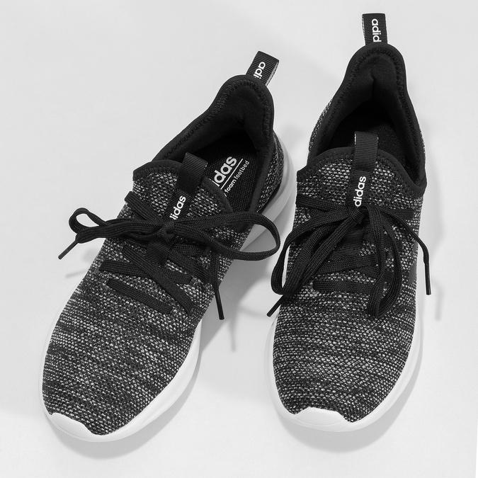 Tenisky s melírovaným svrškem adidas, černá, 509-6569 - 16
