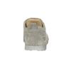 Dámské šedé kožené tenisky weinbrenner, šedá, 546-2617 - 15