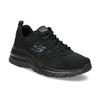 Černé sportovní Skechers tenisky skechers, černá, 509-6321 - 13