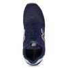 Pánské kožené tenisky New Balance modré new-balance, modrá, 803-9207 - 17
